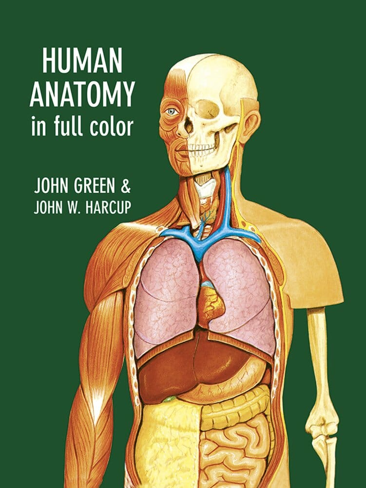 Human Anatomy In Full Color Stem Books For Kids Data Science