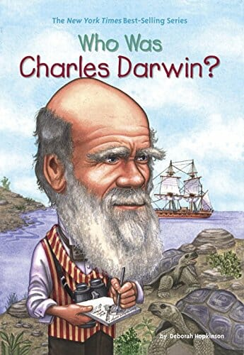 who-was-charles-darwin-stem-books-for-kids