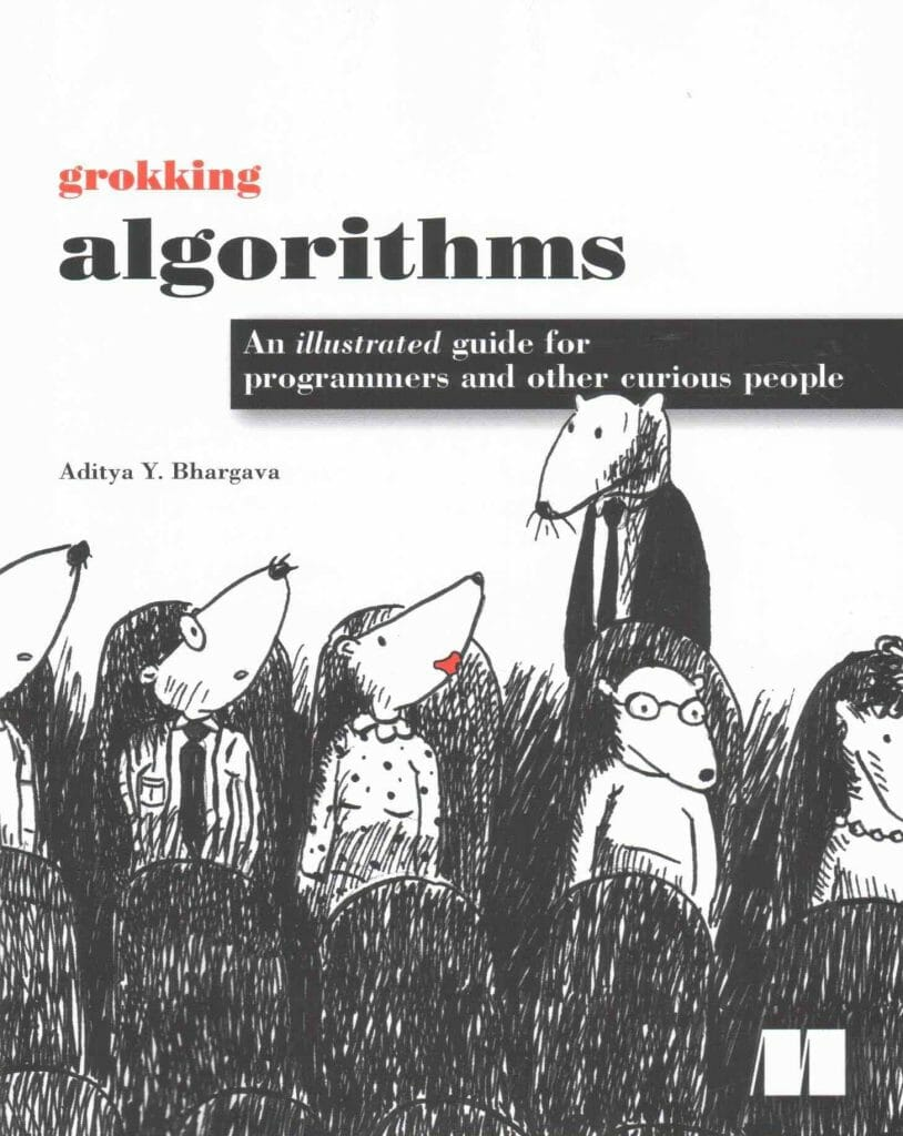 grokking-algorithms-an-illustrated-guide-for-programmers-and-other-curious-people-data-science-books