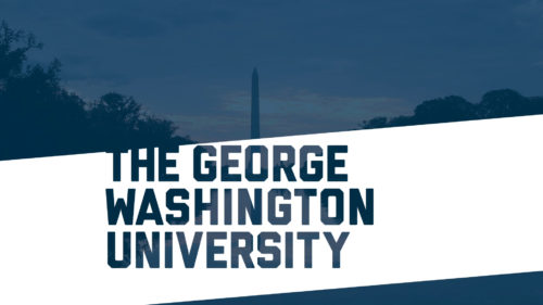 George Washington University Master of Science in Cybersecurity