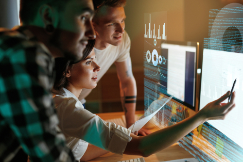 With a graduate certificate in data science you can become a Data Engineer.
